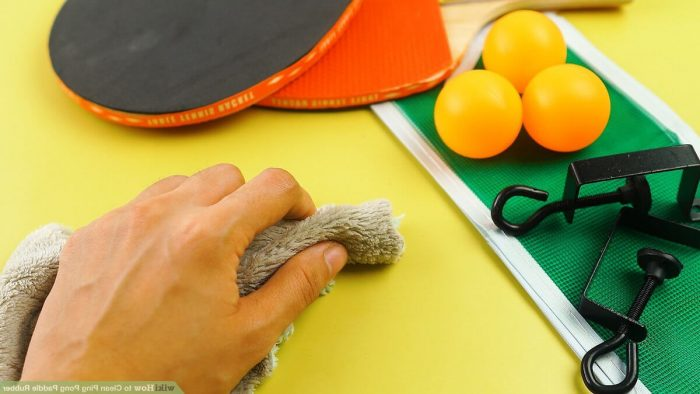 How To Clean A Ping Pong Table And Maintain Your Table Tennis Table