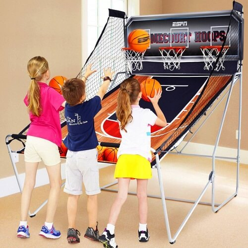 01 Finding The Right Basketball Indoor Games For Your Child 2